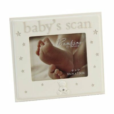 Baby's Scan Photo Frame Baby Boy Girl Ultrasound Scan Baby Shower Pregnancy