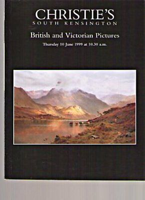 Christie's Auction Catalog June 1999 British and Victorian Pictures