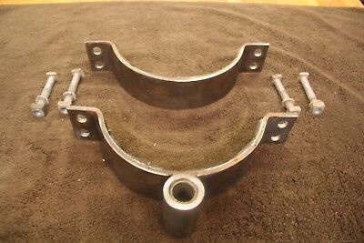 Antique barber chair-collar for barbers assist stool(Just the collar)