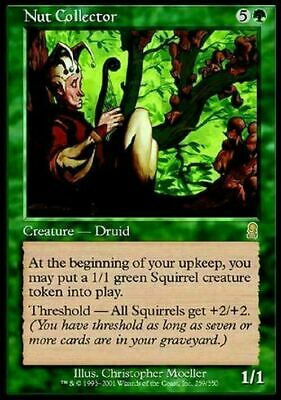 Nut Collector ~ Odyssey ~ NearMint/Excellent+ ~ Magic The Gathering