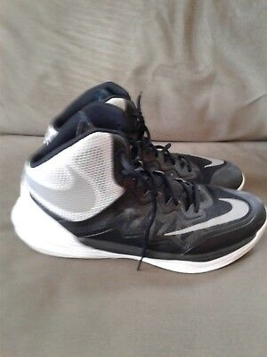 Nike Mens Prime Hype DF II  Size 11.5 Used Great Condition Free Shipping