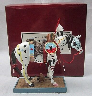 """War Pony"" Trail of Painted Ponies Horse #1452 13E/1491"