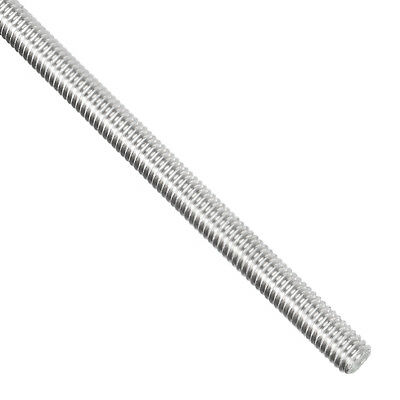 M4 x 250mm Fully Threaded Rod 304 Stainless Steel Right Hand Threads
