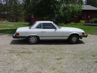 1977 Mercedes-Benz 400-Series  MERCCEDES 450 SL 1977 CONVERTIBLE  100K MILES REAL NICE SHAPE