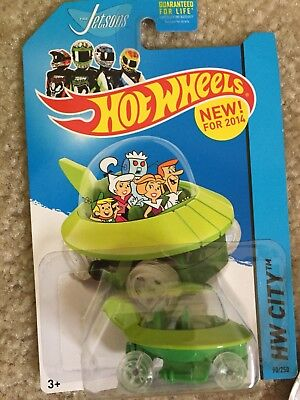 The Jetsons Vintage Car New In Box!