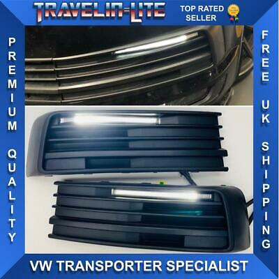 For VW T6 DRL Kit 2015 Onwards Great Quality & Design Brand New