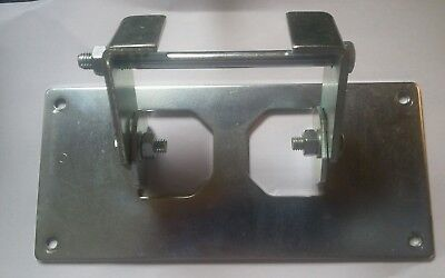 Acorn Brooks Stairlift Foot Support cleat track Fixing Bracket with fixing bolts