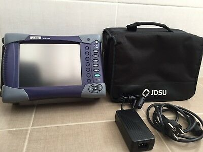JDSU MTS-6000 ODTR Tester with MTS 8146 SRL