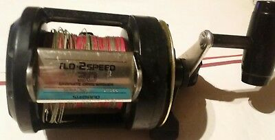 SHIMANO  TLD -  30   2 SPEED - FISHING REEL In Original  Box