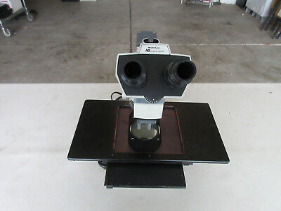 American Optical AO Microscope with 4 Plan Objectives