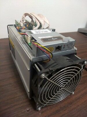 Bitmain AntMiner S7 ASIC BitCoin Miner 4.73TH/s (Excellent Condition)