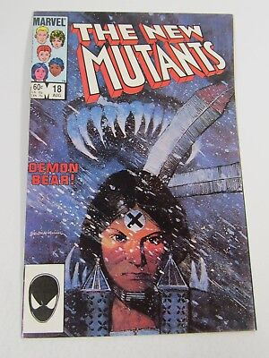 1ST NEW WARLOCK MARVEL COMICS WOW GREAT BOOK! SEE SCANS NEW MUTANTS #18