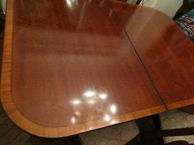 Dining Room Table With 2 Leaf Extensions ...