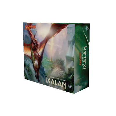 Magic the Gathering: Explorers of Ixalan