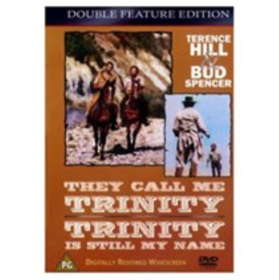 Terence Hill, Bud Spencer-They Call Me Trinity/Trinity Is Still My Name  DVD NEW