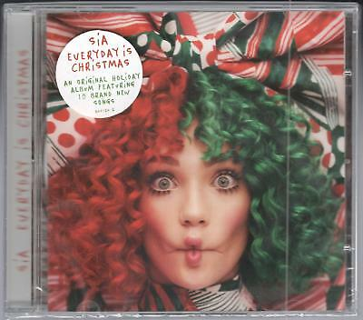 Sia Everyday Is Christmas Sealed Cd New