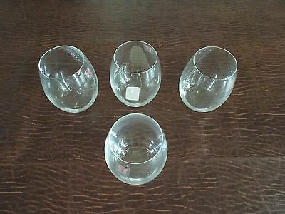 Marquis Waterford Vintage Entertaining Collection Red Wine set of 4 IN BOX
