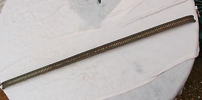 Long Reclaimed Bronze Or Brass Furniture Decoration Mount Finisher Strip