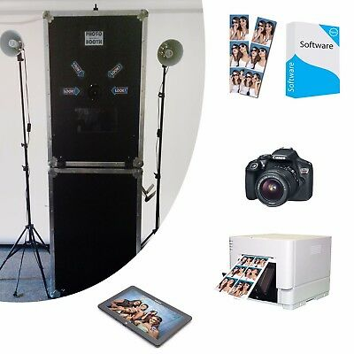 Portable Photo Booth for Your Business