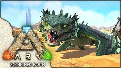 Wyverns - Ark Survival Evolved - PS4 - Pvp New Servers