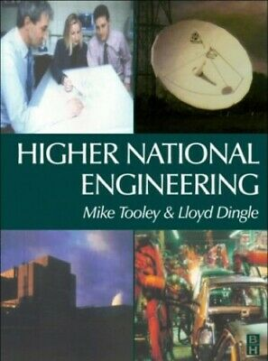Higher National Engineering by Tooley BA; Advanced Technological and H Paperback