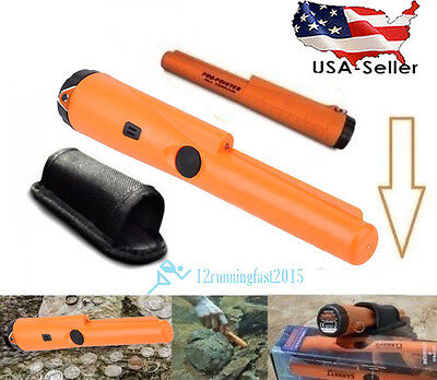 Pro Automatic Pointer Pinpointer Metal Detector Waterproof ProPointer & Holster