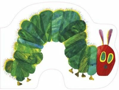 All About the Very Hungry Caterpillar by Eric Carle (Board book, 2017)