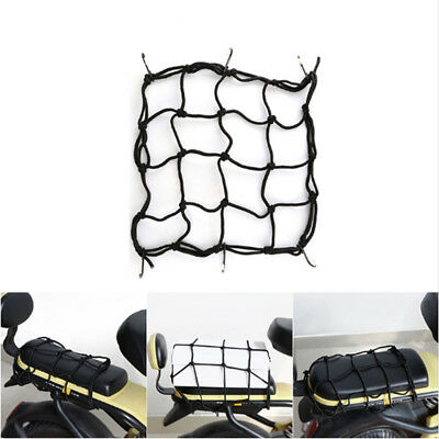 Durable Helmet Pocket Net Tank Protection Net Motorcycle Luggage Cargo Mesh Net