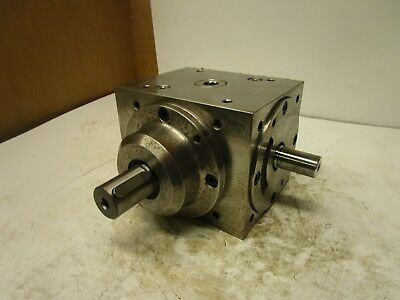 Tandler A1 Iii Double Output Right Angle Gearbox Speed Reducer 1:2 Ratio 207179