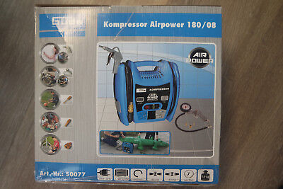 Güde Multi - Kompressor Set 6 tlg. AIRPOWER 180/08 50077