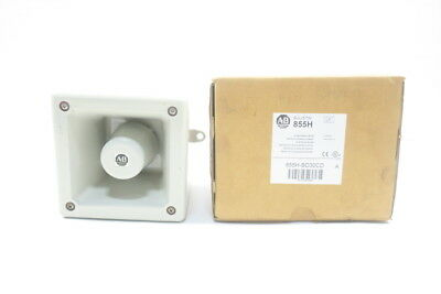 New Allen Bradley 855H-Bd30Cd Audible Signal Horn 10-30V-Dc D588935