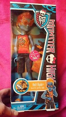 Monster High Holt Hyde Swim Class Justice Exclusive  NRFB