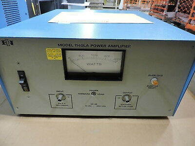 ENI / E&I 1140LA Power Amplifier 9kHz to 250 kHz, 1100W, 50dB - 90 Day Warranty