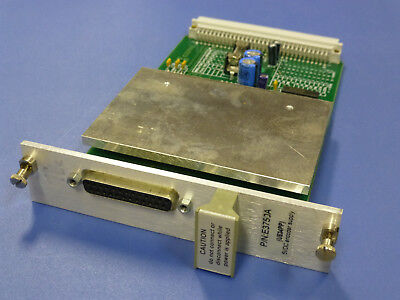 Newport E3750A Plug-in Driver Card for MM4006 Motion Controller, UE34PP Motor