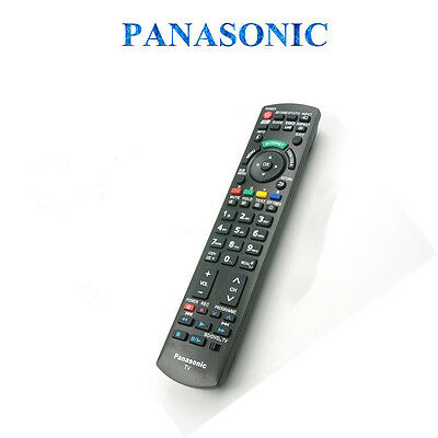Replacement Panasonic Remote Control For Tv Viera N2Qayb000583 Eur76280