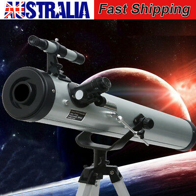 76mm Aperture Astronomical Telescope 675x Zoom TL114A Astronomical Observation