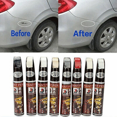 2018 Touch Up Pens Car Auto Scratch Repair Remover Paint Pen Clear Coat  Pro