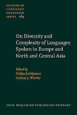 On Diversity and Complexity of Languages Spoken in Europe and North and Central