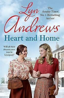 Heart and Home by Lyn Andrews (Paperback)