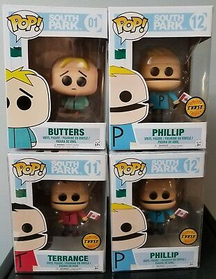 Terrance Amp Phillip South Park Figure Mezco 45 00 Picclick