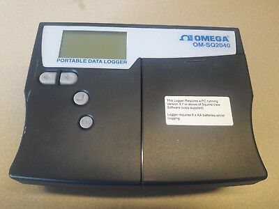 Omega Portable Data Logger with 16 or 32 Universal
