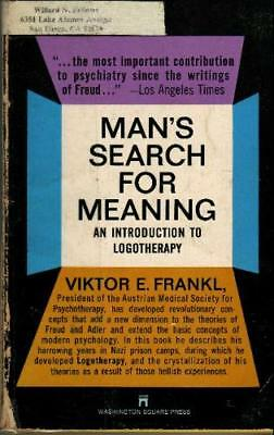 B000ANEUCG Mans search for meaning an introduction to logotherapy