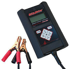AUTO METER PRODUCTS BVA-300 - Handheld Electrical System Analyzer w/ 40 Amp Load