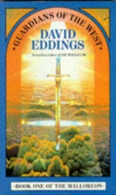 Guardians of the west by David Eddings (Paperback) Expertly Refurbished Product