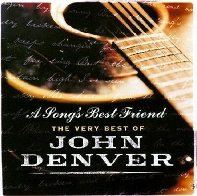 John Denver: A Song'S Best Friend: The Very Best Of – 2 Cd Set, Greatest Hits