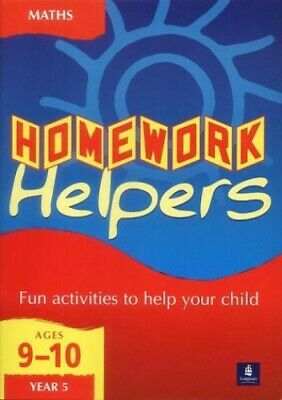 Homework Helpers KS2 Mathematics Year 5: Ma... by Amato-Pace, Victoria Paperback