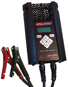 AUTO METER PRODUCTS BCT-200J - Heavy Duty Electrical System Analyzer w/ VDROP AG
