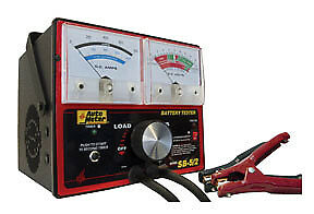 AUTO METER PRODUCTS SB-5/2 - 800 Amp Variable Load Carbon Pile Tester