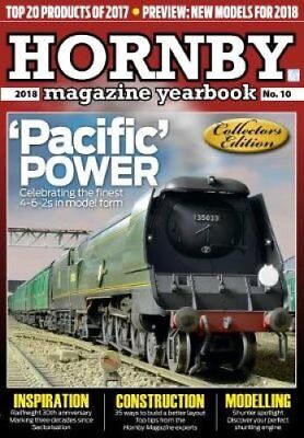Hornby Magazine Yearbook: 10 by Mike Wild 9781912205271 (Hardback, 2017)