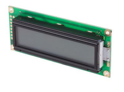2 x 16 Character Alphanumeric LCD Transflective Display Green PC1602LRS-H